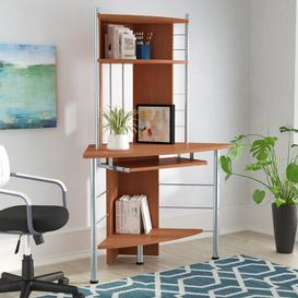 image-Corner Computer Desk Symple Stuff