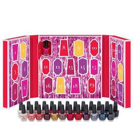 image-OPI Holiday Collection Miniature Nail Polish Advent Calendar