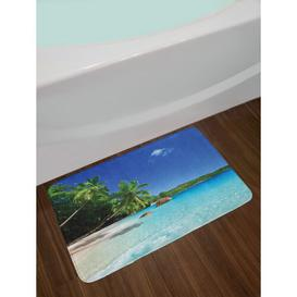 image-Noa Rectangle Bath Mat Beachcrest Home