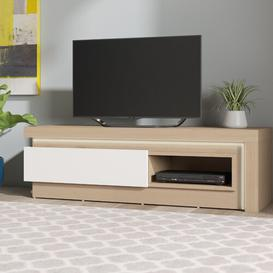 """image-Glyndon 1 Drawer TV Stand for TVs up to 49\"""" Mercury Row"""