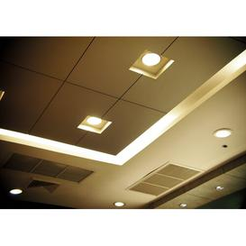 image-Patchogue LED Recessed Lighting Kit Symple Stuff Colour Temperature: 4000K, Size: 6cm H x 13cm W