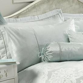 image-Rosamond Pillow Sham ClassicLiving Colour: Blue