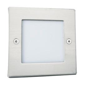 image-Searchlight 9907WH LED Recessed 71mm White Square Light