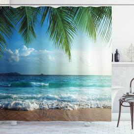 image-Coulter Polyester Shower Curtain