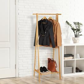 image-Shanley 75cm Wide Clothes Rack Symple Stuff
