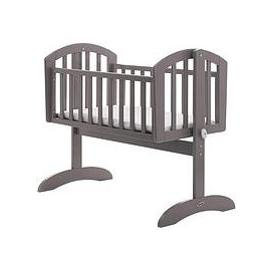 image-Obaby Sophie Swinging Crib &Amp Mattress