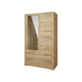 image-Schuster Standard Display Cabinet Natur Pur