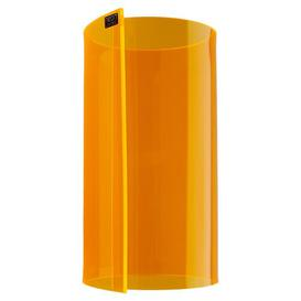image-23 cm Paper Dee Towel Holder Symple Stuff Colour: Orange
