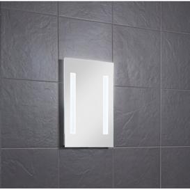 image-Malham Illuminated Bathroom/Vanity Mirror Croydex
