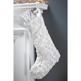image-Snowflake Stocking