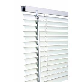image-Room Darkening Venetian Blind Symple Stuff Finish: White, Size: 120cm x 160cm