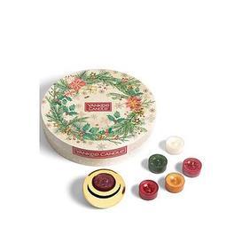 image-Yankee Candle Tea Light Delight Christmas Gift Set