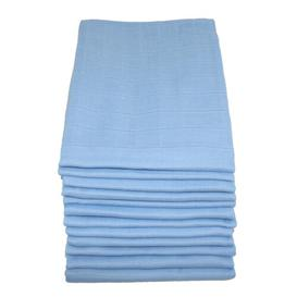 image-Nottingham Baby Blanket Symple Stuff Colour: Blue