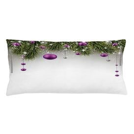 image-Aksel Christmas Tree Outdoor Cushion Cover