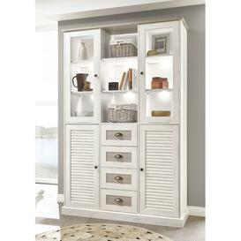 image-Bentham Standard China Cabinet August Grove