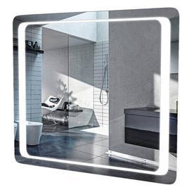 image-Jezebel Bathroom Mirror Belfry Bathroom Size: 70cm H x 80cm W