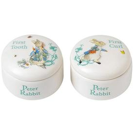 image-Beatrix Potter - Peter Rabbit Tooth and Curl Box