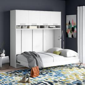 image-Adaline Folding Bed Wade Logan Size: Small Double (4')