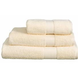 image-Esmeralda Amada 6 Piece Towel Set Hashtag Home Colour: Cream
