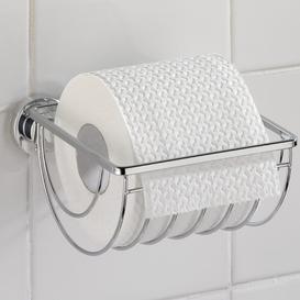 image-Borowski Wall Mounted Toilet Roll Holder Metro Lane