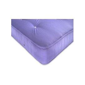 image-Amy Kiddies Cotton Mattress - Choice of Colours, Single, Pink