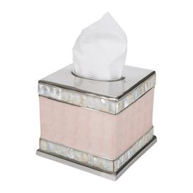 image-Julia Knight - Classic Tissue Box Cover - Pink Ice