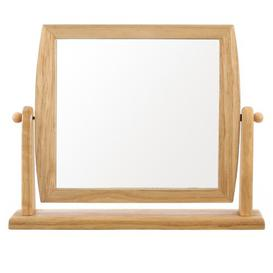 image-Rectangular Dressing Table Mirror All Home