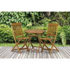 image-Wollacombe 2 Seater Bistro Set Sol 72 Outdoor