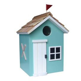 image-Burnett Mounted Bird House House of Hampton