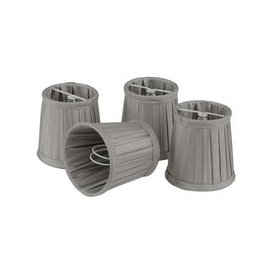 image-Libra Set of Mid Grey Shade Small For Bamboo Lantern 701099 701100