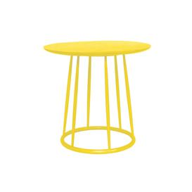 image-Candy Coffee Table Tall, Yellow