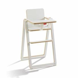 image-Pettit High Chair Symple Stuff Finish: White