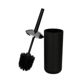 image-Khan Free-Standing Toilet Brush and Holder Symple Stuff Colour: Black