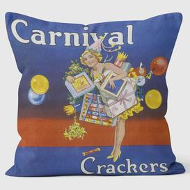image-Christmas Carnival Crackers Cushion We Love Cushions