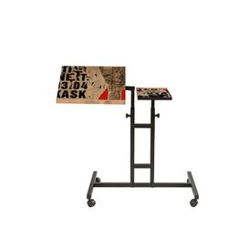image-Grimsby Laptop Height Adjustable Standing Desk Borough Wharf