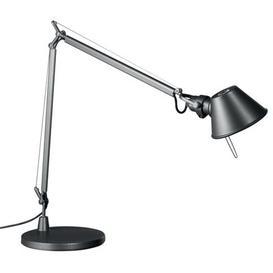 image-Tolomeo Midi LED Table lamp by Artemide Charcoal grey