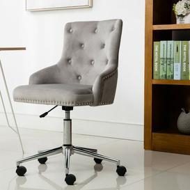 image-Buckner Ergonomic Desk Chair Blue Elephant