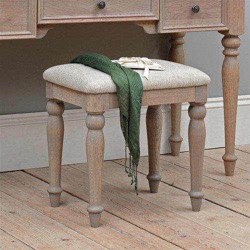image-Hadley Smoked Oak Dressing Table Stool