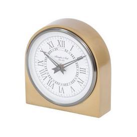 image-Harrington Brass Table Clock