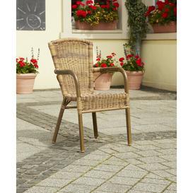 image-Rock Garden Chair Bay Isle Home Colour: Light
