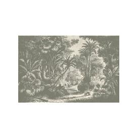 image-Lost in Goa Wall Mural (colour: Vintage, size: Small (150w x 300h))