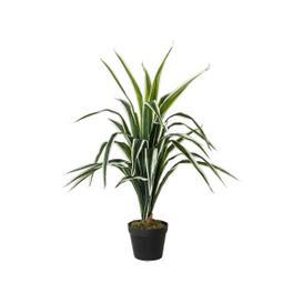 image-Faux Dracaena Plant