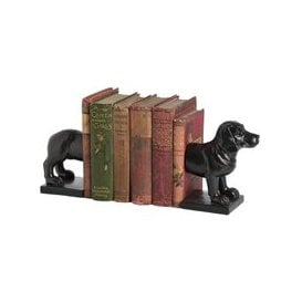 image-Hill Dog book ends