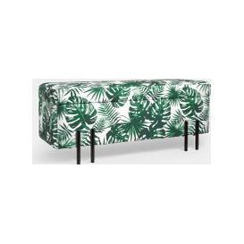 image-Tropical Storage Ottoman