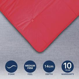 image-Mito Futon Mattress Red