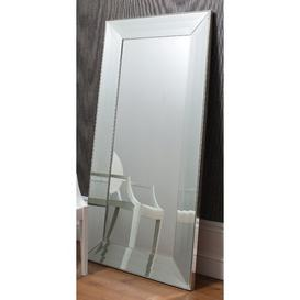 image-Lennon Leaner Accent Mirror Canora Grey Size: 183 x 92 x 6 cm