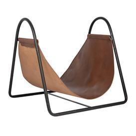 image-Essentials - Leather Log Holder