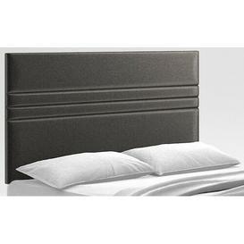 image-Elsa Upholstered Headboard Zipcode Design Upholstery: Velvet Cosmic, Size: King (5')