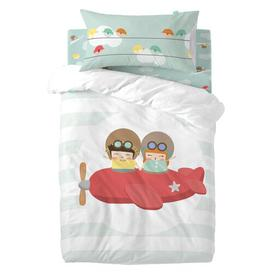 image-Yates Fitted Cot Sheet Isabelle & Max