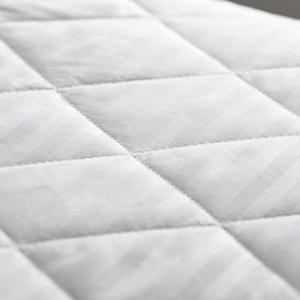 image-Scandinavian Hypoallergenic Mattress Protector Snuggledown Size: Single (3')